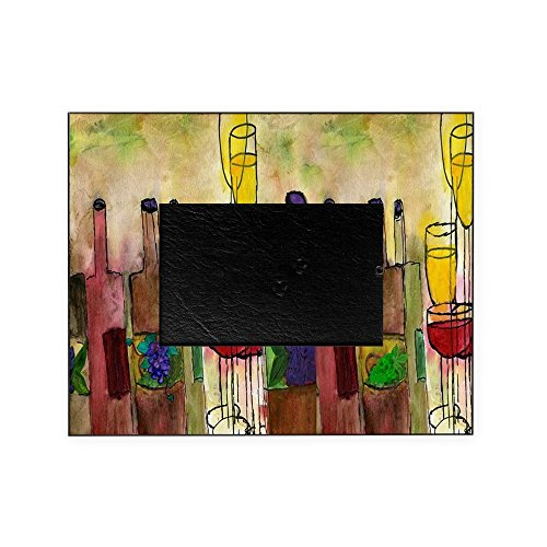 CafePress - Tuscany Wine Art - Decorative 8x10 Picture Frame (Wine Tuscany Tote)