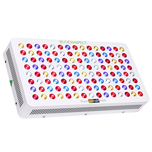 BLOOMSPECT 600W LED Grow Light for Indoor Greenhouse Hydroponic Plants Veg Bloom Switches Daisy Chain by BLOOMSPECT (Image #2)
