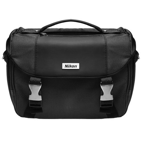 Nikon Deluxe Digital SLR Camera Case - Gadget Bag (Nikon D5100 Slr Digital Camera)