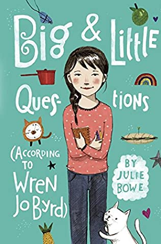 book cover of Big & Little Questions