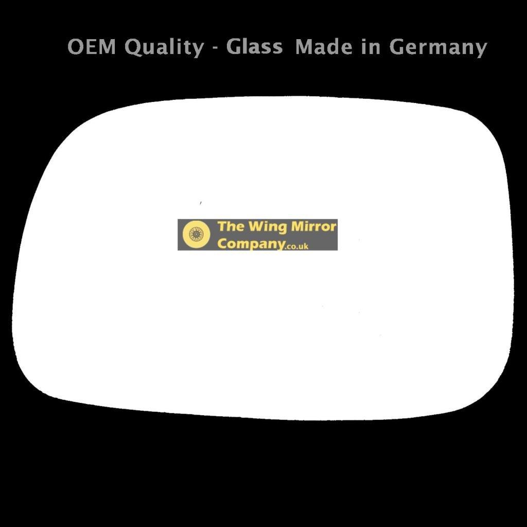 TO- 2004 to 2008 Silver Wing / Door Mirror s LH(Passenger Side) OEM-WMC