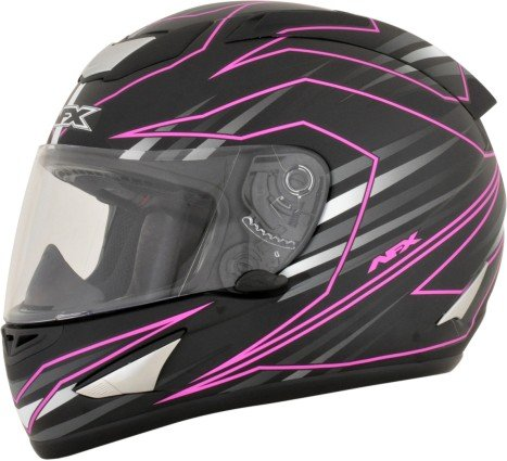 AFX 01019639 FX-95 Mainline Helmet (Fuchsia, Medium)