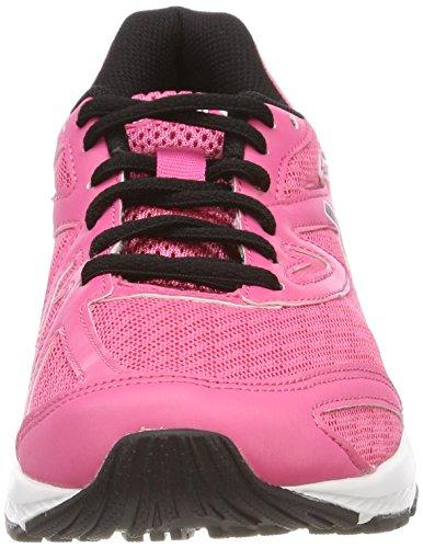 Gs Bambini Scarpe 2090 Pinkblackwhite Asics Amplica hot Rosa – Running Unisex R5pFUxqg