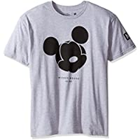 Disney Men's x Neff Mickey Mouse Short Sleeve T-Shirt
