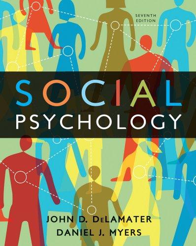 Download Social Psychology Pdf