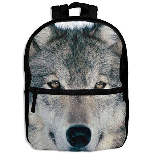 Custom Cool Wolf Unisex Bag