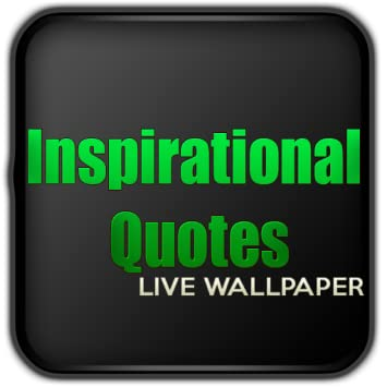 Amazoncom Live Wallpapers Inspirational Quotes Free