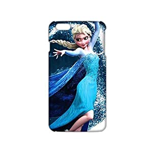 Frozen fresh magical girl 3D Phone Case for iPhone 6
