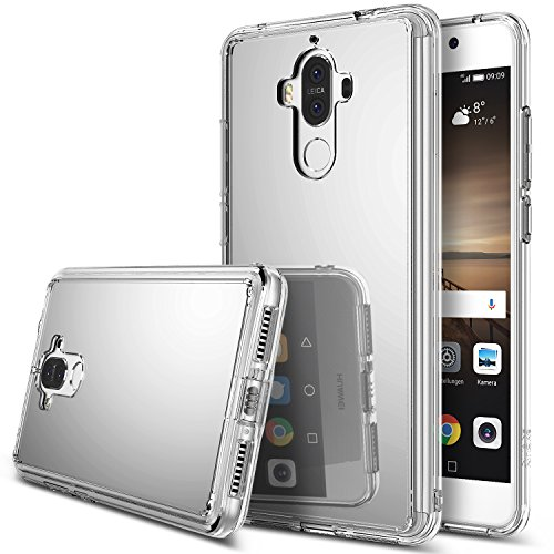 Ringke Fusion TPU Bumper Cover Case for Huawei Mate 9 (Clear) - 9