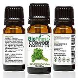 Best Now Foods Young Living Lemon Essential Oils - BioFinest Coriander Oil - 100% Pure Coriander Essential Review