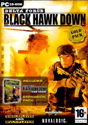 Amazon com: Delta Force Black Hawk Down and Team Sabre