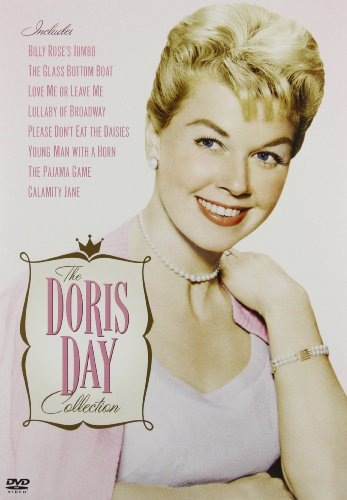 Doris Day Collection 1 (Billy Rose's Jumbo / Calamity Jane / The Glass Bottom Boat / Love Me or Leave Me / Lullaby of Broadway / The Pajama Game / Please Don't Eat the Daisies / Young Man with a Horn) -