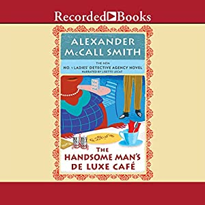 The Handsome Man's Deluxe Café Audiobook