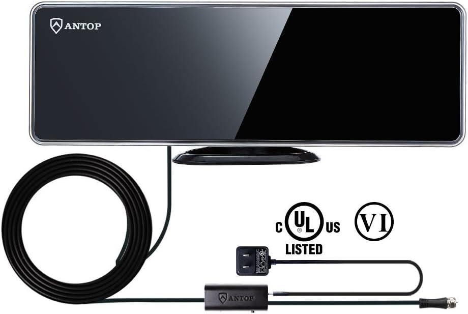 Flat-Panel Indoor HDTV Antenna