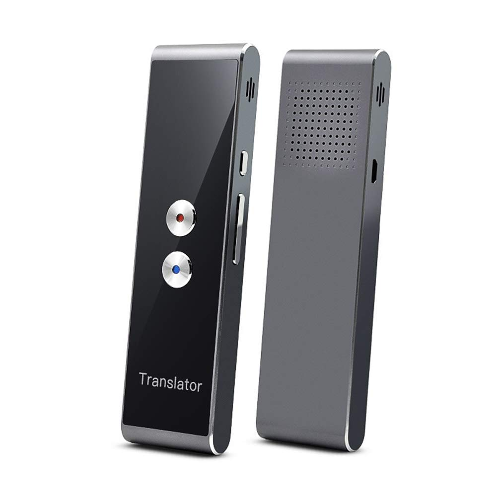 RoSoy Traducteur MUAMA Enence Smart Instantan/é Temps R/éel Portable Langues Translator