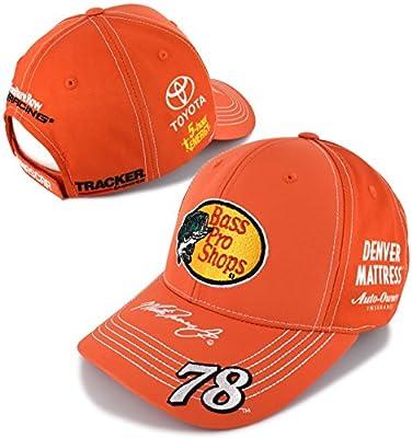 Checkered Flag NASCAR Adult Driver/Sponsor Uniform Adjustable Hat/Cap by Checkered Flag