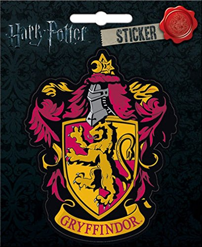 Ata-Boy Harry Potter Gryffindor Crest 4