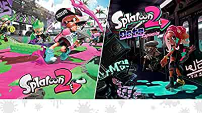 Amazon.com: Splatoon 2 + Splatoon 2 Octo Expansion Bundle