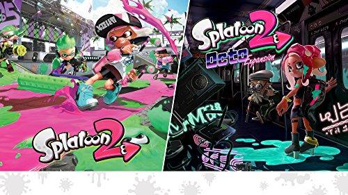 Splatoon 2 + Splatoon 2 Octo Expansion Bundle - Nintendo Switch [Digital Code]