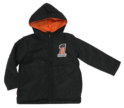 c4ea77aa Harley-Davidson Little Boys' Packable Puffer Toddler Jacket, Black 6073867  ...