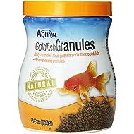 Aqueon Goldfish Food Granules, 5.8-Ounce