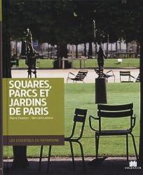 Squares, parcs et jardins de Paris