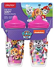 Playtex Sipsters Stage 3 Paw Patrol Spill-Proof, Leak-Proof, Break-Proof Spout Cup
