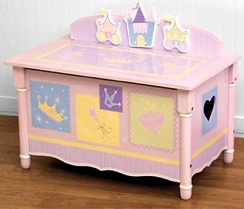 Kids Line Camelot caja de juguetes: Amazon.es: Bebé