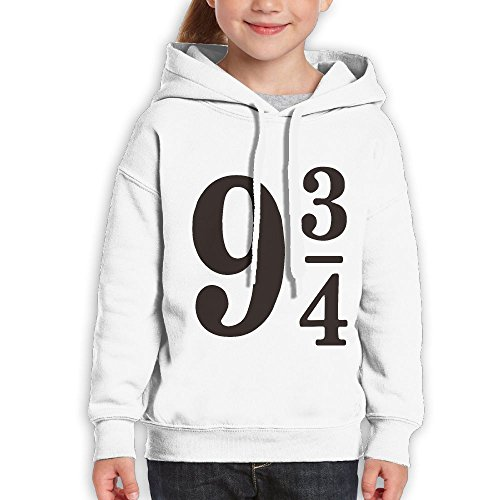 GSSHA Cool Nine and Three Quarters Youth Hooded Sweatshirt Long Sleeves Sweater Sweatshirt Pullover Hoodie