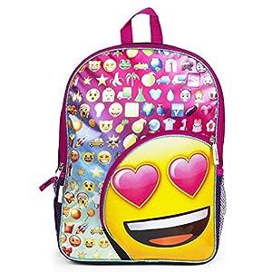 ea51c26838 Emoji Backpacks   Emoji Messenger Bags