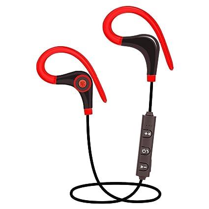 Auriculares Inalambricos Bluetooth Deportivos In Ear para Hacer Deporte Correr Running Compatible con Samsung, iPhone
