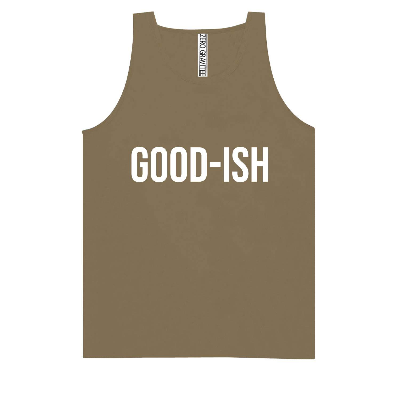 Good-ISH Adult Pigment Dye Tank Top