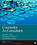 img - for Counselor As Consultant (Counseling and Professional Identity) book / textbook / text book