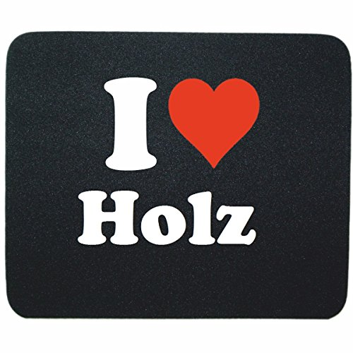 exklusiv-mousepad-i-love-holz-in-black-a-great-gift-idea-for-your-partner-colleagues-and-many-more