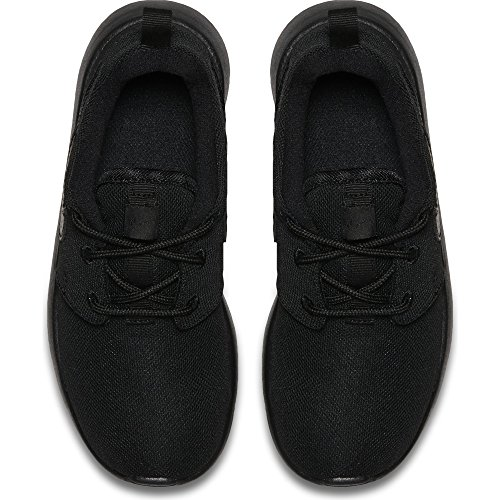 Nike Bambini Roshe Una Scarpa Da Corsa Nero / Nero-nero (031)