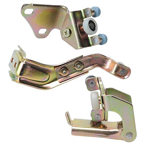 Door Upper Kit (AUTOPA Right Lower + Middle + Upper Sliding Door Roller Kit for Mercedes-Benz)