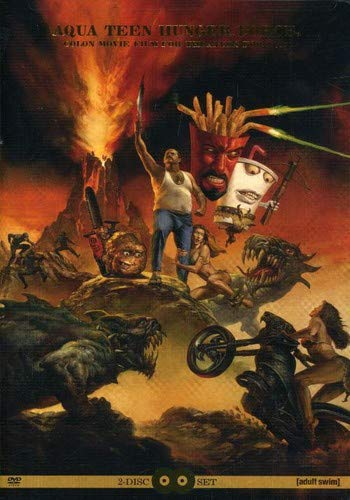 Aqua Teen Hunger Force Colon Movie Film for Theaters for ()