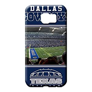 samsung galaxy s6 edge covers PC High Quality mobile phone carrying shells dallas cowboys