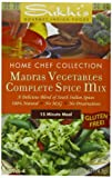 Sukhi's Madras Vegetable Spice Mix, 0.5-Ounce Packets  (Pack of 12)