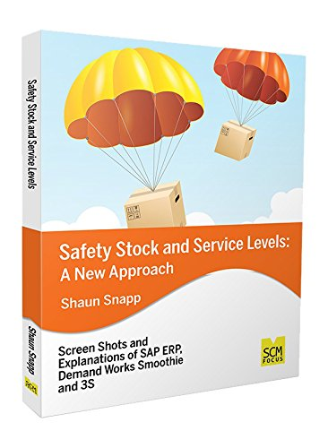 Safety Stock and Service Levels: A New Approach