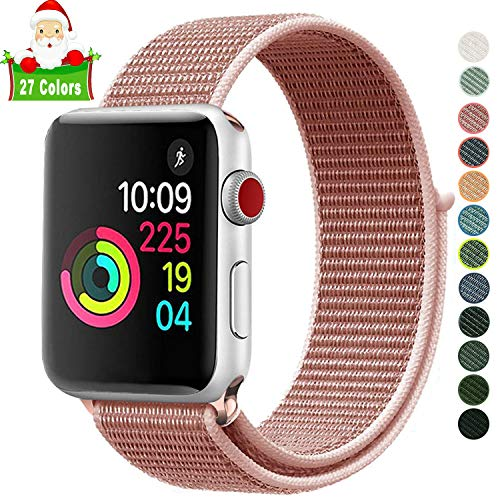 04bd85ab11040 Lesampo Compatible with Apple Watch Band 38mm 40mm 42mm - Import It All