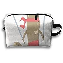 Too Suffering Crime Fighter Ninja Cat Travel Bag Multifunction Portable Toiletry Bag Organizer Storage