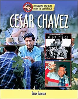 Book Cesar Chavez (Overcoming Adversity: Sharing the American Dream)
