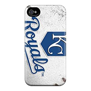 5c Scratch-proof Protection Cases Covers For Iphone/ Hot Kansas City Royals Phone Cases