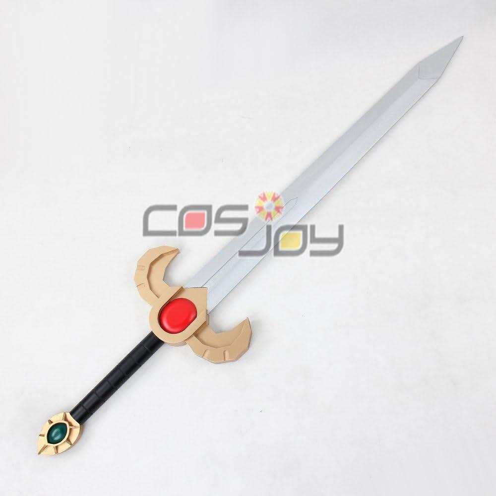 """Marth/'s  Falchion PVC Cosplay Prop-0938 Cosjoy 43/""""Fire Emblem//Super Smash Bros"""
