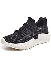 No.66 Town Women's Breathable Athletic Flyknit Sneakers Walking Jogging Running Shoes