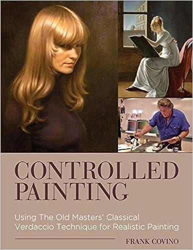 Controlled Painting Frank Covino 9781626542808 Amazon Books