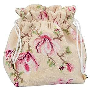 Feiler Magnolia Chenille Toiletry Bag