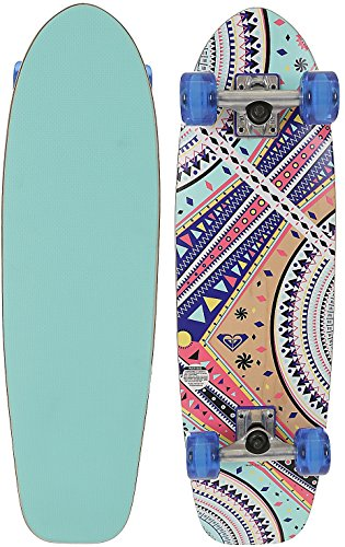 Roxy Hill Valley Longboard Skateboard - Blue