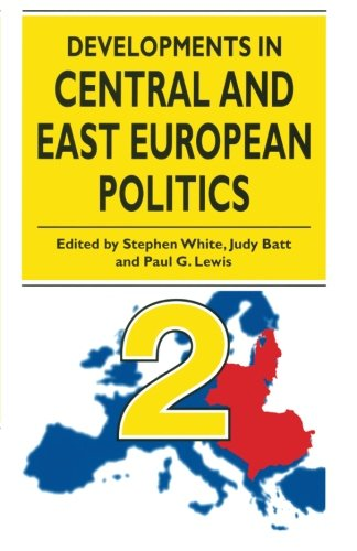 Developments in Central and East European Politics 2